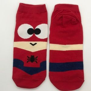 Underwear & Socks - Spider-Man Character Ankle Socks